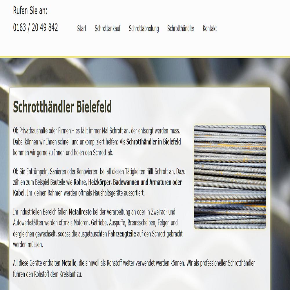 Schrotthändler in Bielefeld : schrott-ankauf-nrw