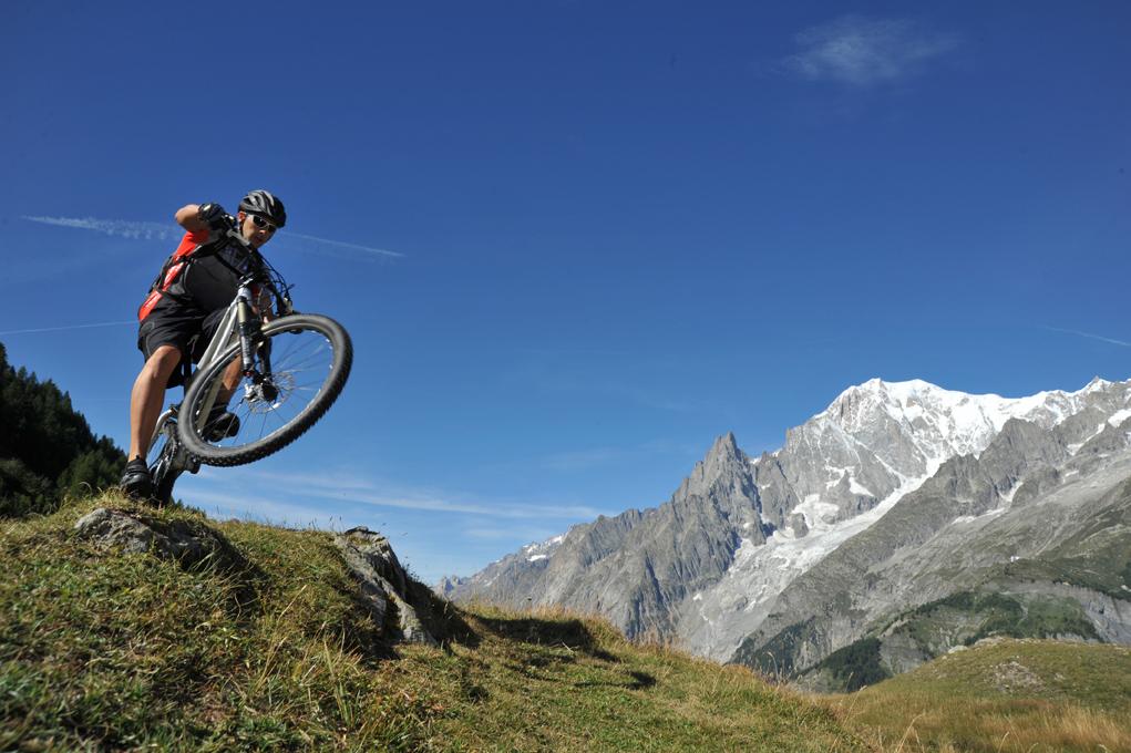 Leicht wie ein Wildvogel - Höhenflüge im Aostatal