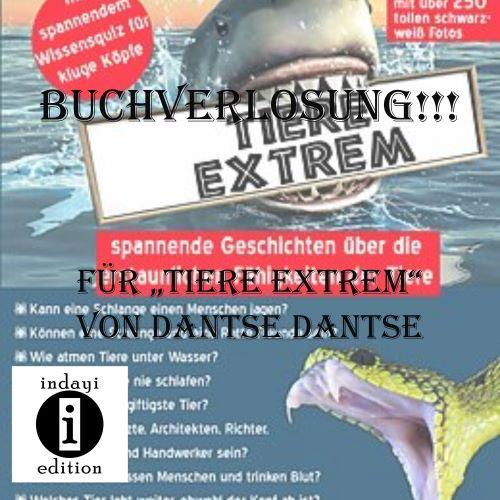 """Buchverlosung: """"Tiere extrem"""""""
