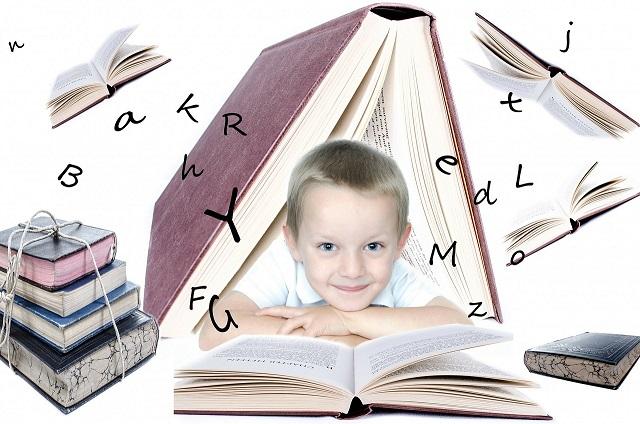 Kinder früh genug zum Lesen animieren