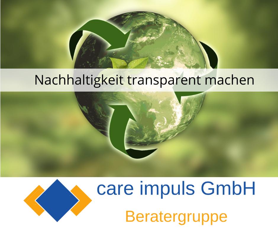 Nachhaltige Gastlichkeit - nachhaltig transparent machen