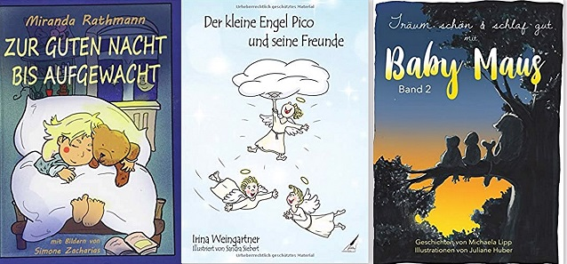 Wunderschöne Hardcover-Bücher für Kinder aus dem Karina-Verlag