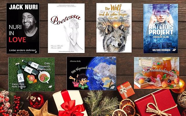 Bestellen Sie jetzt Ihre Lieblingsbücher versandkostenfrei direkt beim Karina-Verlag