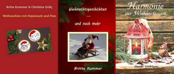 Lesetipps für die Advents- und Weihnachtszeit