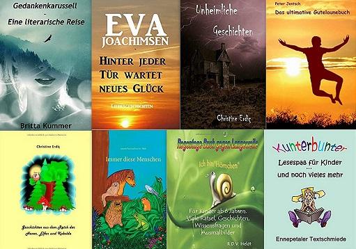 Spannende Kurzgeschichten für Jung und Alt