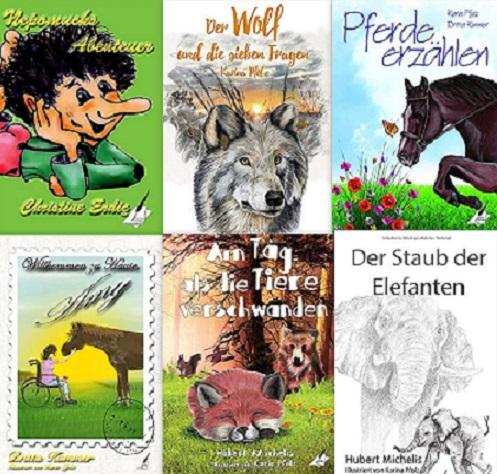 Diese Bücher gehören in jedes Kinderzimmer