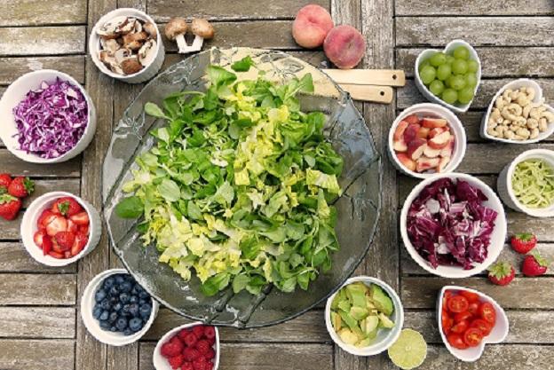 Gönnen Sie sich doch mal einen knackigen Salat