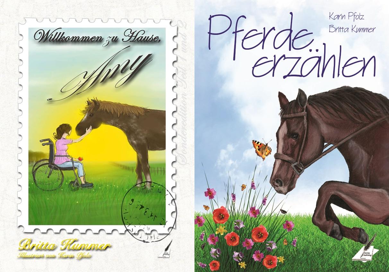 Wunderbare Bücher, die nicht nur das Herz von Pferdefans höherschlagen lassen