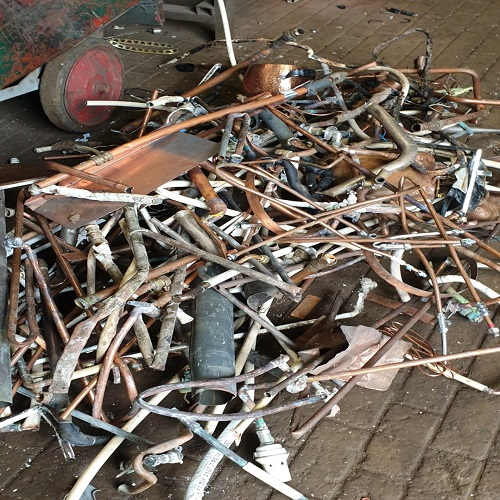 Schrottabholung Remscheid und Umgebung , Altmetall loszuwerden kostenlos abtransportiert