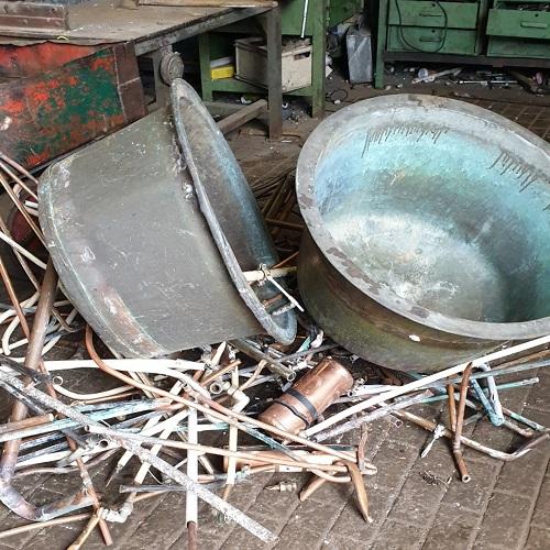 Wir holen Schrott und Metall schnellstmöglich, unkompliziert und kostenlos ab & durch der Schrottabholung Bergisch Gladbach