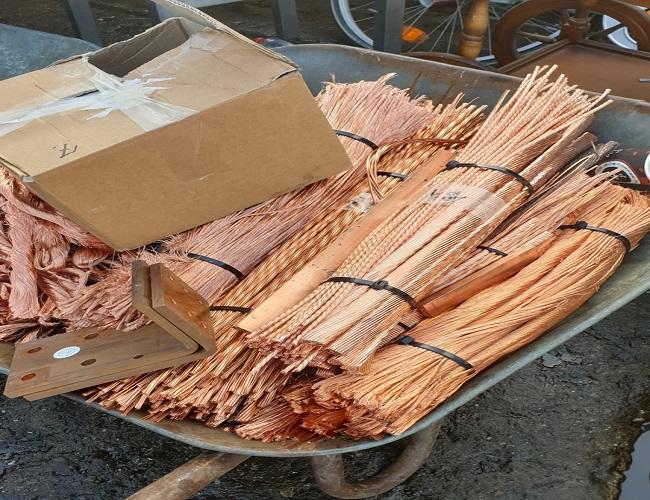 Wir kaufen Ihr Altmetall in Gelsenkirchen und Umgebung durch einem mobile Schrotthändler