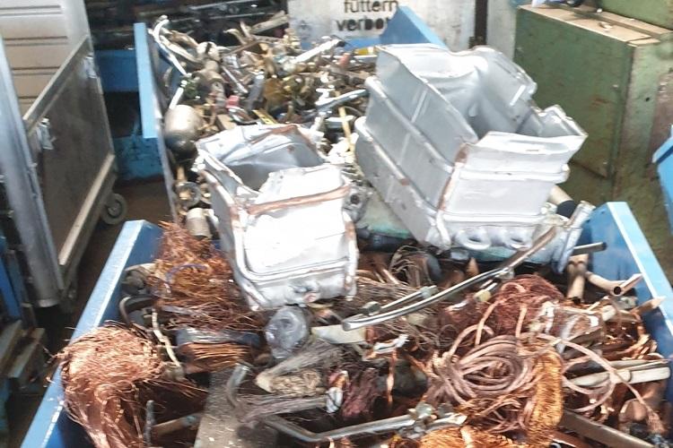 Wir kaufen Ihr Altmetall in Gladbeck und Umgebung mit Schrotthändler Gladbeck