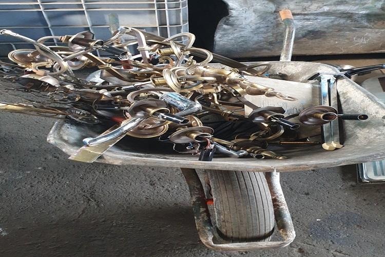 Schrotthändler Mit Altmetall lässt sich Geld verdienen durch Schrotthändler Hagen