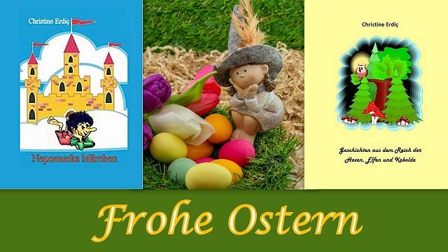 Ostern ohne Spaß kommt gar nicht in die Tüte