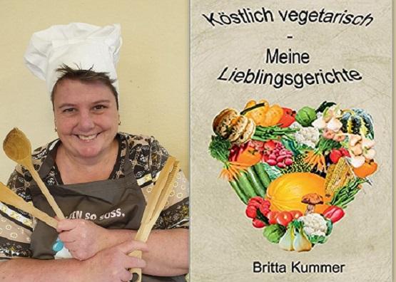 Vegetarisch kochen mit Britta Kummer