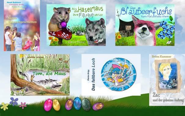 Tolle Geschenkideen zu Ostern aus dem Karina-Verlag