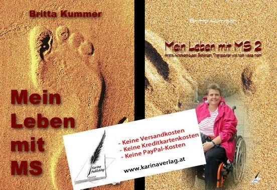 Mein Leben mit MS – versandkostenfrei im Karina-Verlag