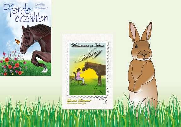 Geschenkideen zu Ostern für alle kleinen und großen Pferdefreunde