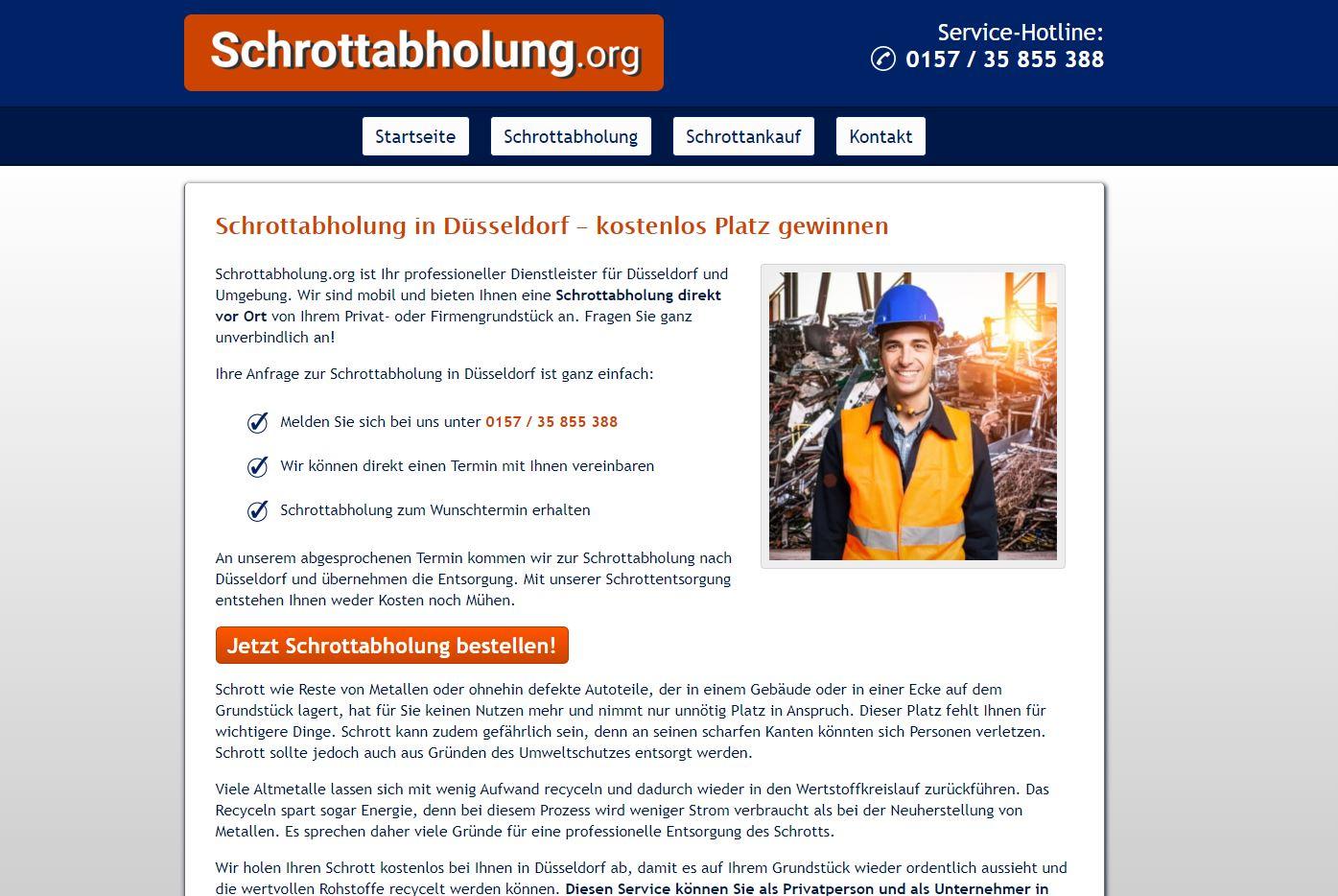 Einst als Klüngelskerle belächelt, sind die Schrotthändler in Düsseldorf heutzutage ein wichtiges Rad im Getriebe der Recycling-Industrie