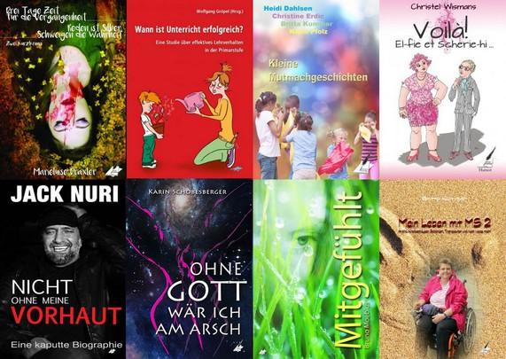 Buchtipps aus dem Karina-Verlag