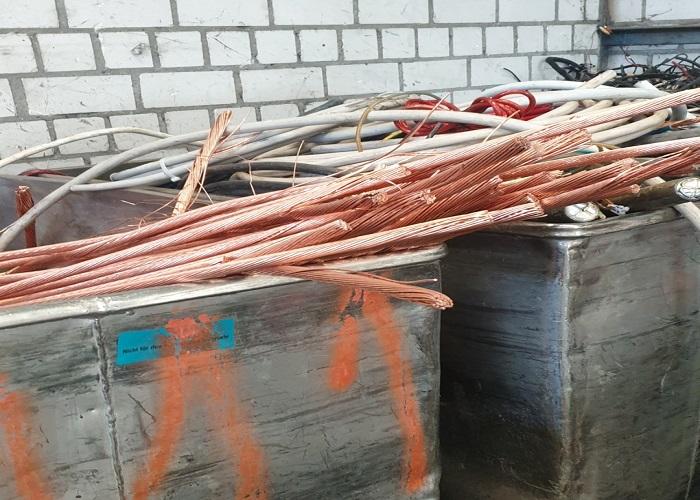 der Schrotthändler Troisdorf ein wichtiger Schrott und Metall zur Entsorgung