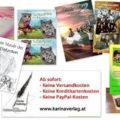 Der Karina-Verlag bietet mehr als Bücher
