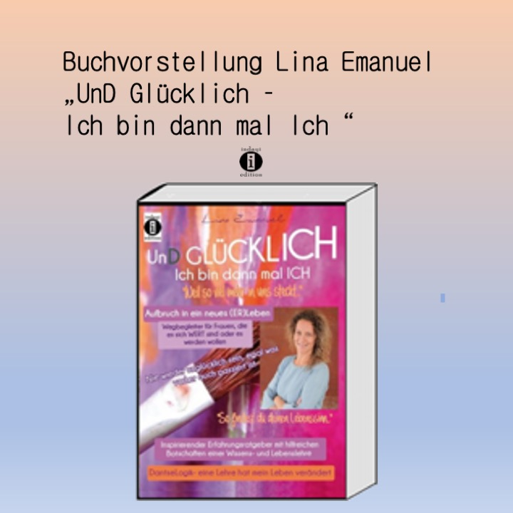 """Buchvorstellung Lina Emanuel """"UnD Glücklich"""""""