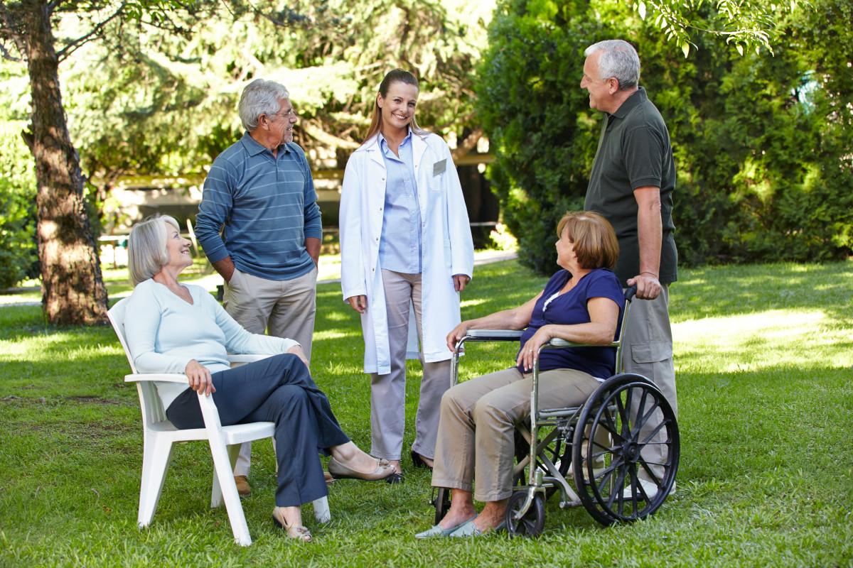 Seniorenheim Tschechien – Hochwertige Pflege und würdevolle Betreuung