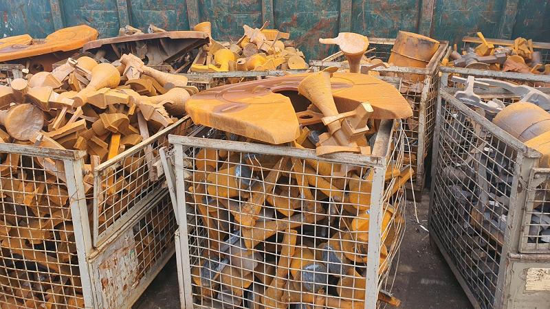 Altmetallverwertung und Schrotthändler mit steigender Relevanz: auch hier in Iserlohn