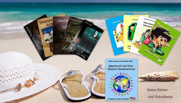 In den Urlaub – mit einem E-Book im Gepäck