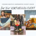 Virtuelles Sommerfest | Oktoberfest | Weihnachtsfeier: Gemeinsam Cocktails mixen, sich kulinarisch verwöhnen lassen und die Wiesn nach Hause bringen – die besten Ideen