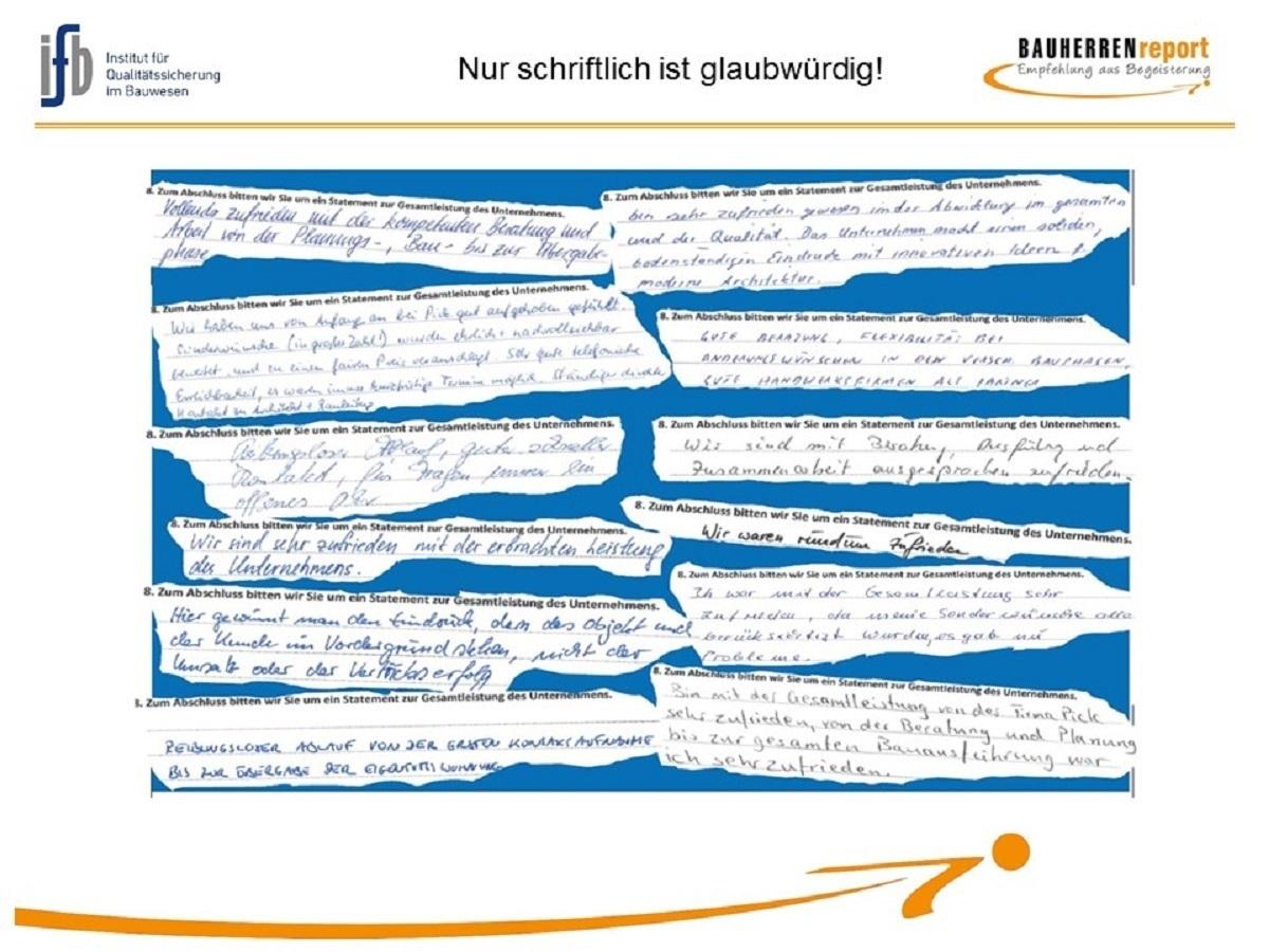 BAUHERREN-PORTAL: So machen Sie Ihr Bauunternehmen zum qualitativen Marktführer
