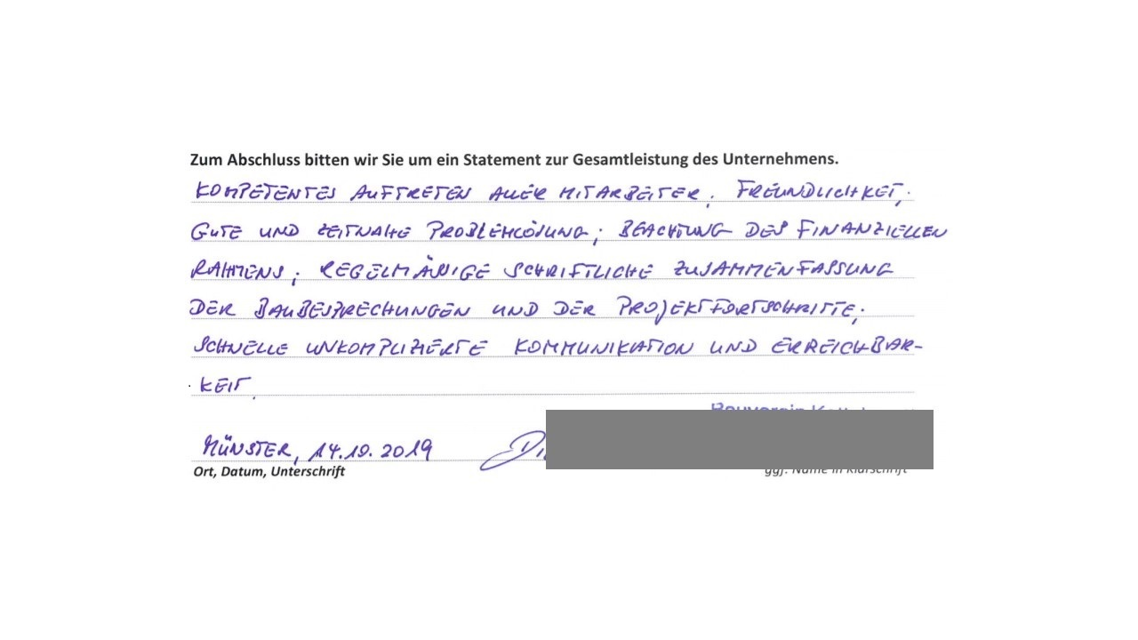 BAUHERRENreport GmbH: Vorreiter im Empfehlungsmarketing für Bauunternehmen