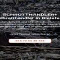 Der Schrotthändler Bielefeld Zahlt die wirklich einen fairen Preis für Schrott und Metall