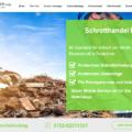 Schrotthändler Paderborn zahlt bares Geld für Ihren Schrott