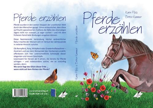 Wer Pferde liebt, sollte dieses Buch unbedingt lesen
