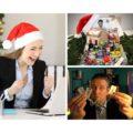 Weihnachtsfeier mal anders: virtuelle Weihnachtfeier. Feiern Sie mit Ihren Kollegen ganz bequem vom Büro oder von Zuhause