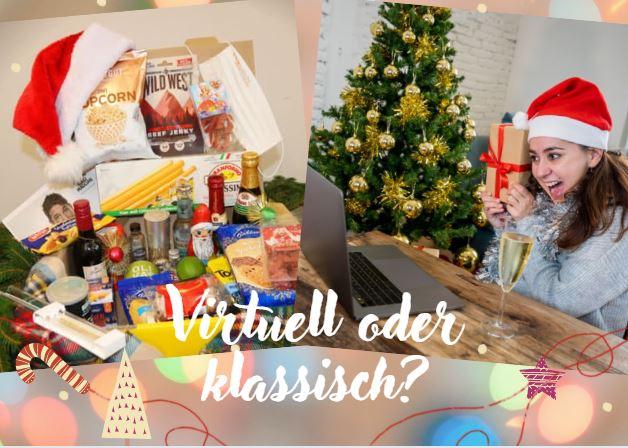 Virtuelle oder klassische Weihnachtsfeier - jetzt die besten Termine sichern