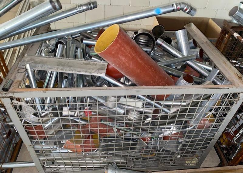 Haben Sie Schrott Altmetall in Aachen oder Umgebung von ihren Standort Loswerden Möchten?