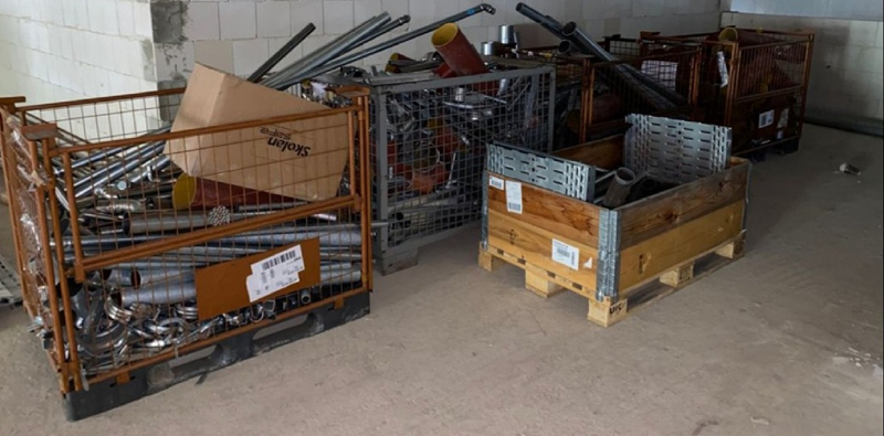von ihren Standort in Hamm und Umgebung wir Holen schrott & Altmetall kostenlose Ab
