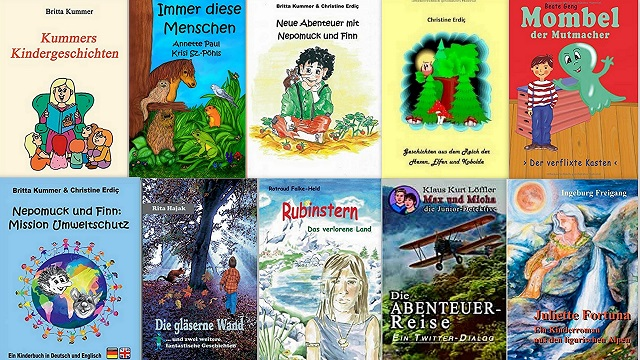 Tolle Kinderbücher verkürzen die dunkle Jahreszeit