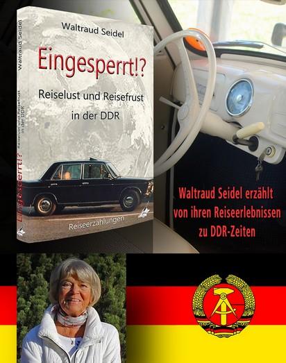 Reiseerfahrungen zu Zeiten der DDR